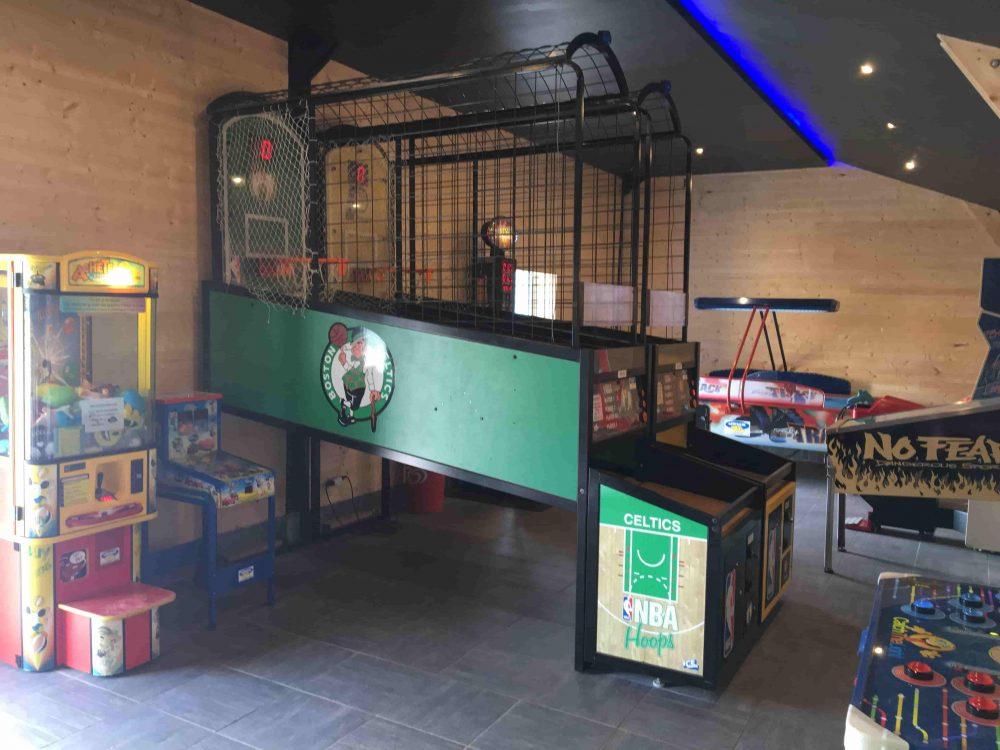 Salle de jeux kingoland