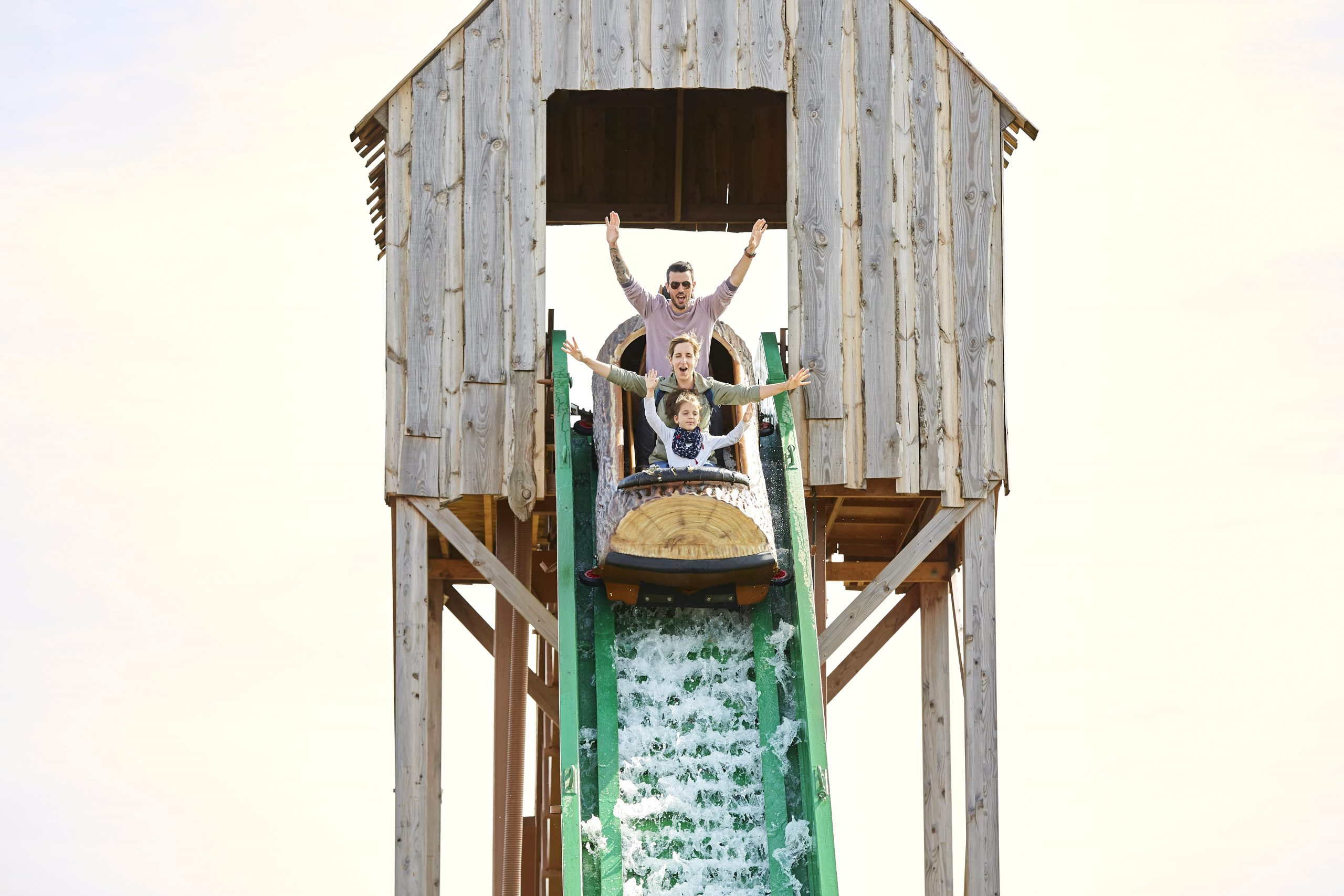 Timber Splash Kingoland